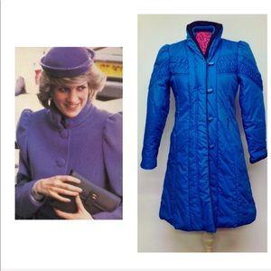 '80s Vintage Winter Dress Coat